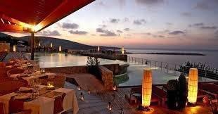 emelisse hotel pool restaurnt - Luxury Wedding Gallery