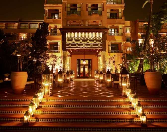 Top Luxury Wedding Venues in Marrakech