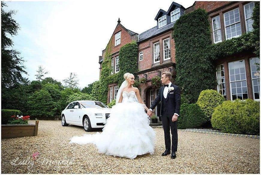 hannah and brad LesleyM2 - Luxury Wedding Gallery