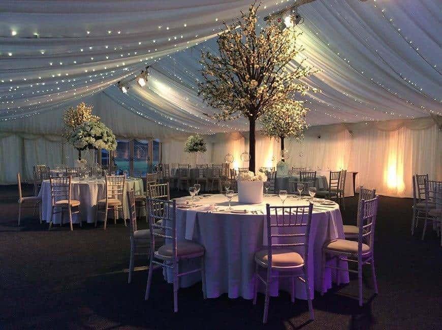 marquee lights - Luxury Wedding Gallery