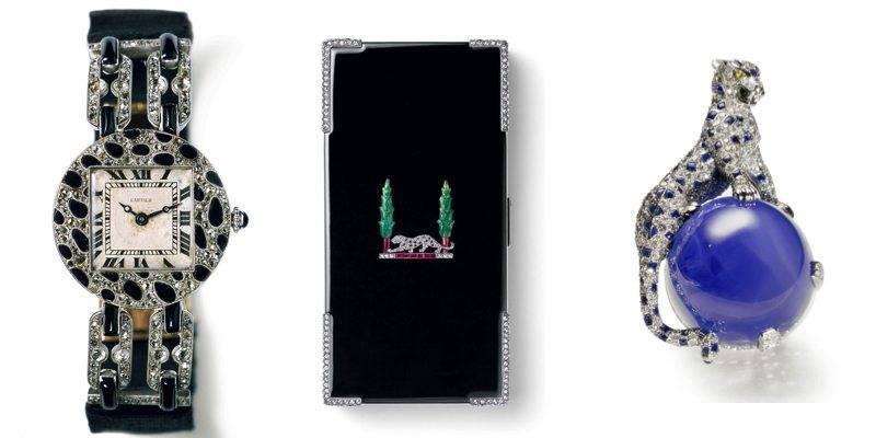 Cartier, it's a must!