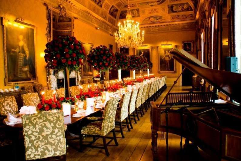 Brocket Hall Fine Dinning