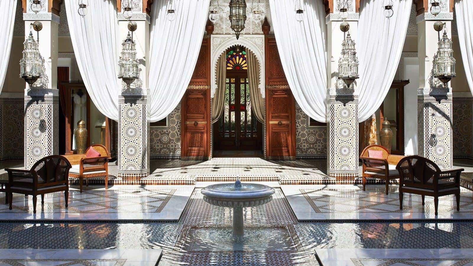 Top Luxury Wedding Venues in Marrakech
