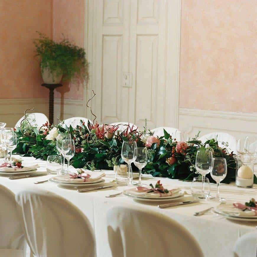 Flowers centerpiece 2 - Luxury Wedding Gallery
