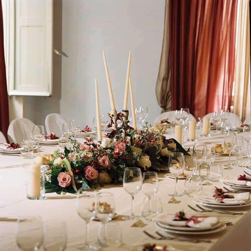 Flowers centerpiece2 - Luxury Wedding Gallery