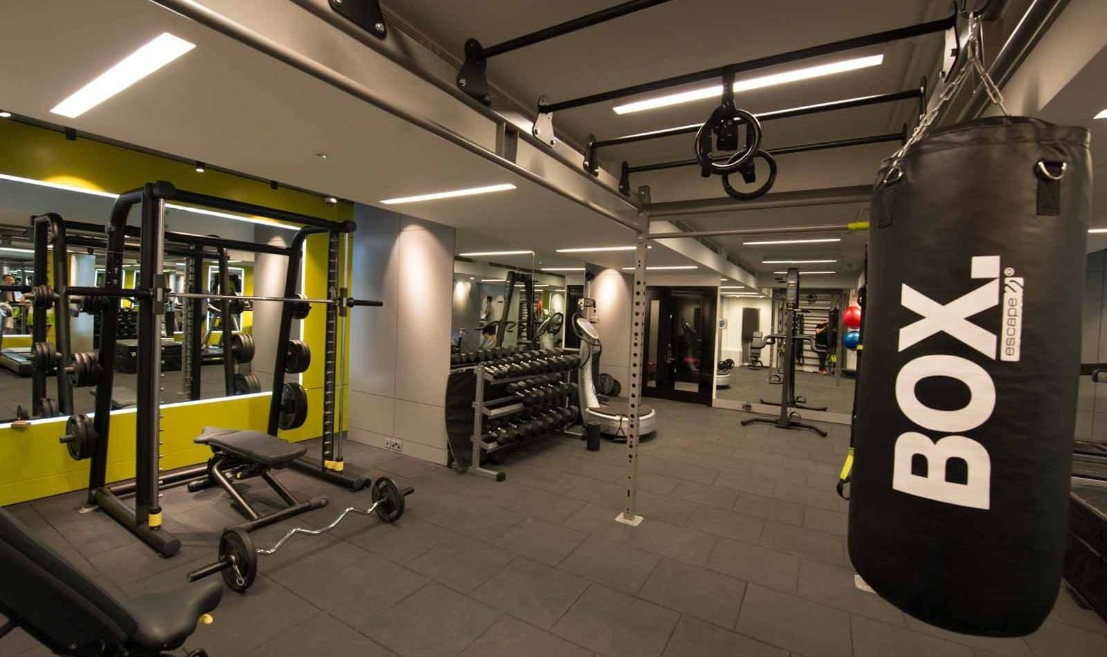 Gym 1600px wide 1 - REVIEW: The Magnificent May Fair Hotel