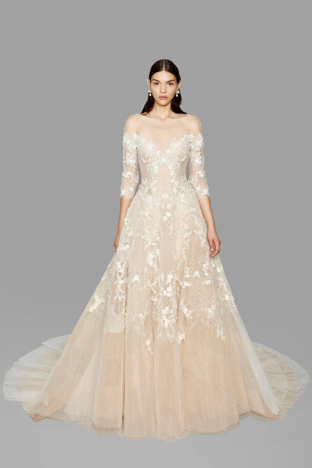 Marchesa's Fall Couture Collection