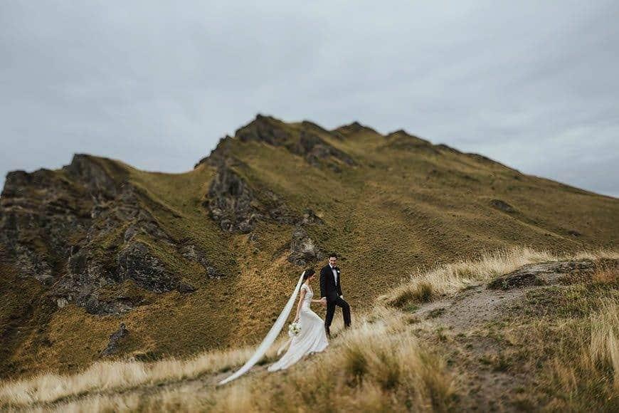 Mountain walks  - Luxury Wedding Gallery