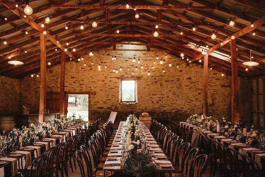 Peregrine woolshed  - Luxury Wedding Gallery