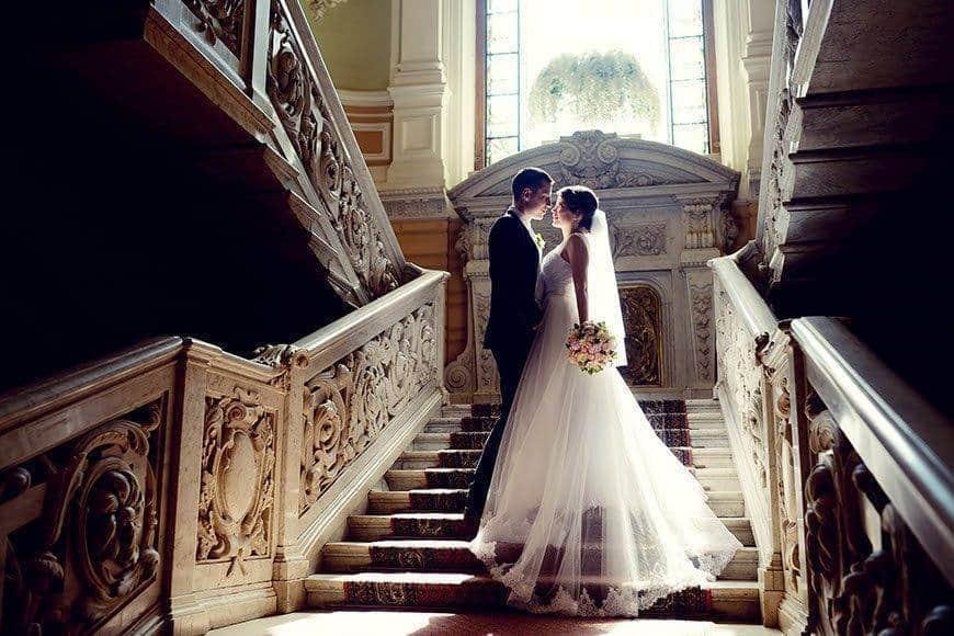 Romantic moment - Luxury Wedding Gallery