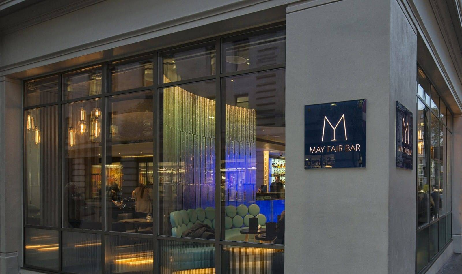 The May Fair Bar 1600px 1 - REVIEW: The Magnificent May Fair Hotel
