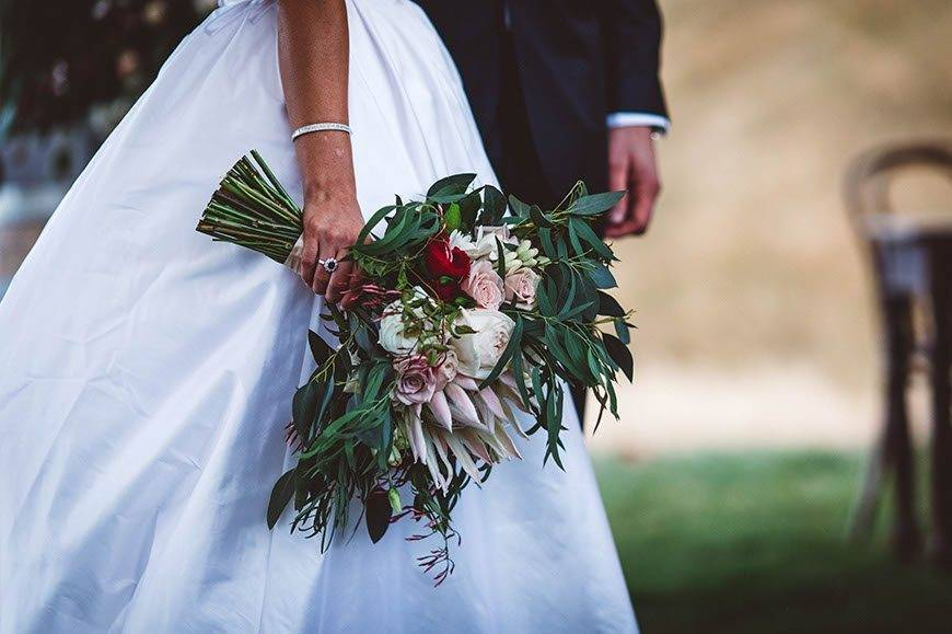 Those blooms and that ring - Luxury Wedding Gallery