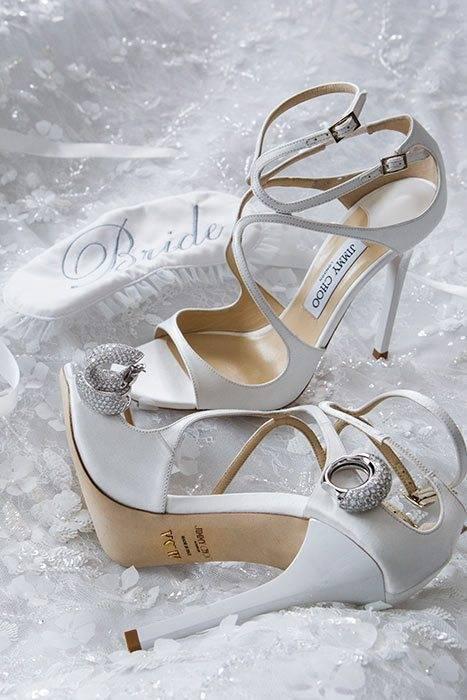 Victoria Swarovski's Sparkling Wedding