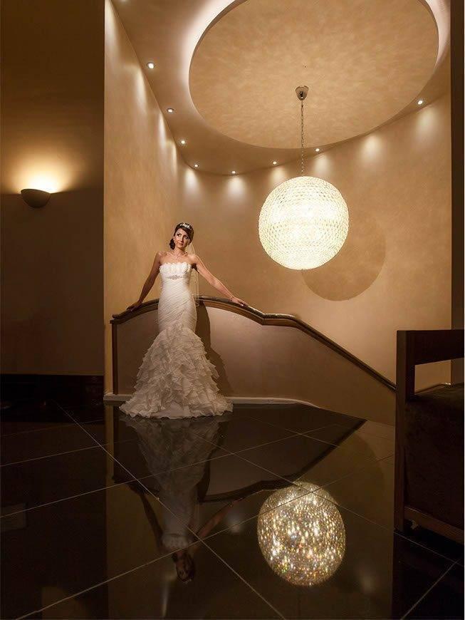 Wedding Grand stairs 2 - Luxury Wedding Gallery