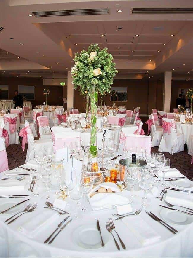 Wedding setup Drakes 1 - Luxury Wedding Gallery