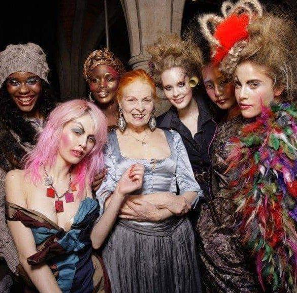 Punk to Politics – Vivienne Westwood