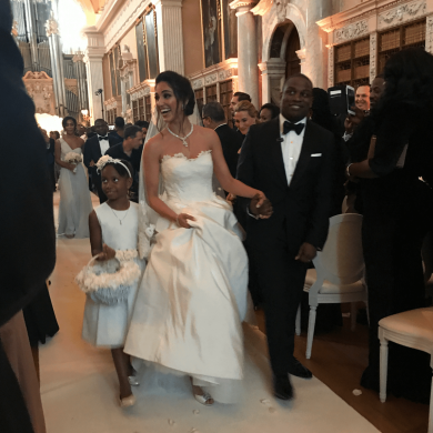 Inside the Alakija Wedding – Pure Luxury