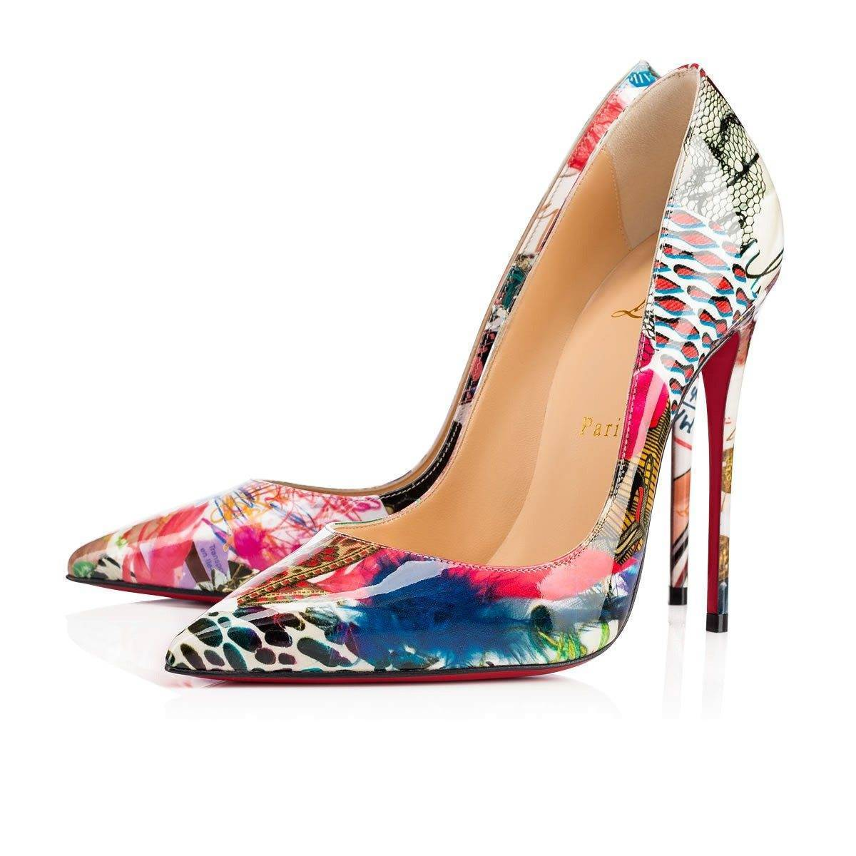 Christian Louboutin - towering heights of stiletto success