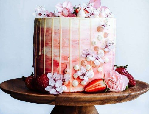 Sweet Summer Cakes