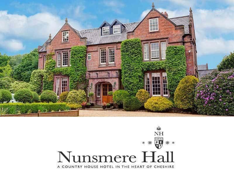 Nunsmere Hall Hotel Cheshire Wedding Venue