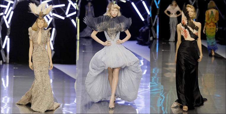 Alexander McQueen - fashion hooligan, savage beauty