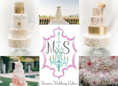 Tuscan Wedding Cakes