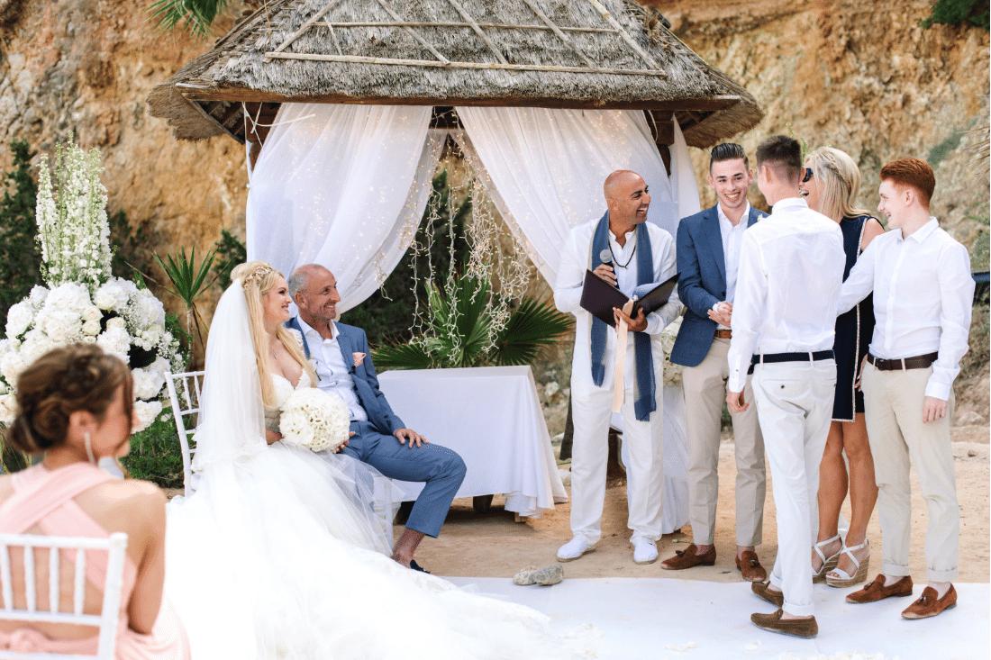 Three days of fun in the sun with Ma Chérie Weddings Ibiza