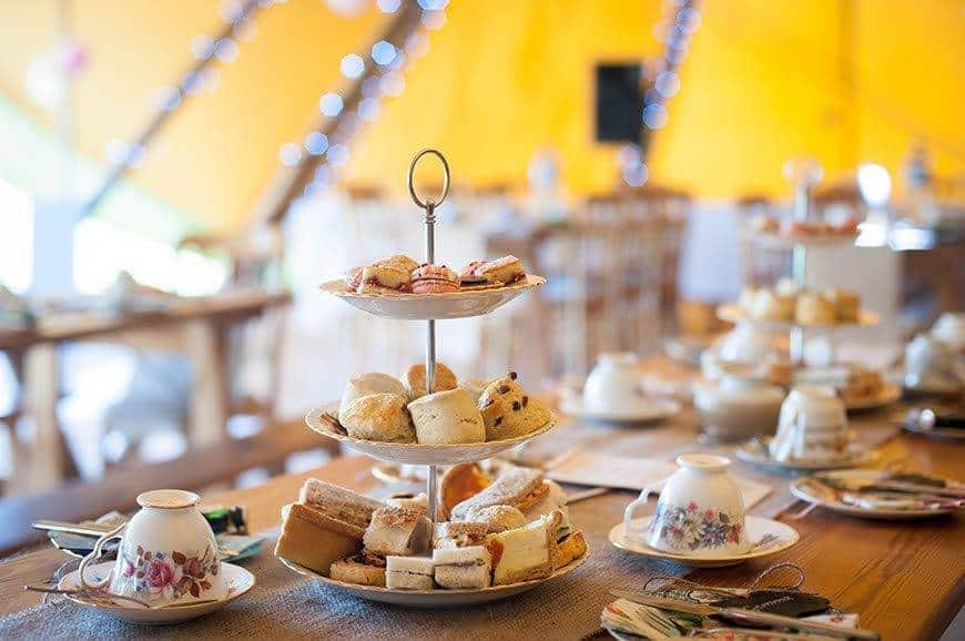 Afternoon tea 1 1 - Luxury Wedding Gallery