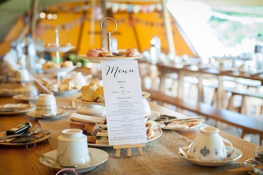 Afternoon tea 4 1 - Luxury Wedding Gallery