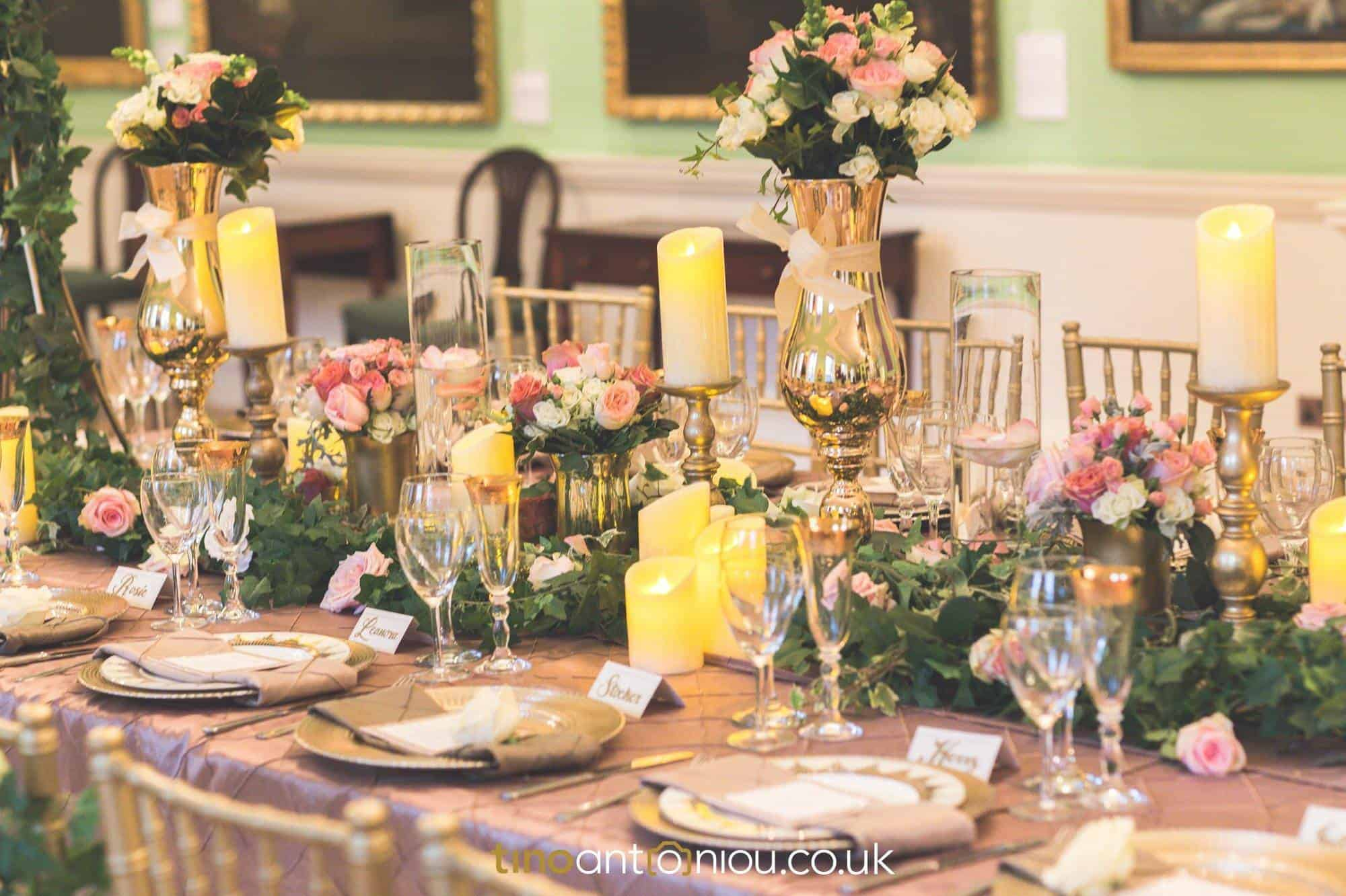 Edwardian Luxury - A Downton Style Shoot