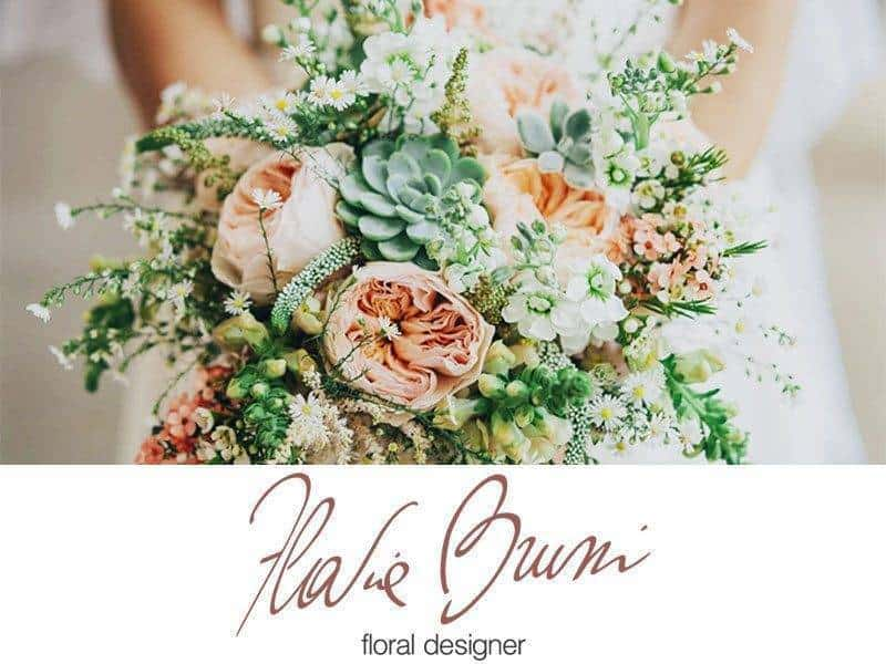 Flavia Bruni logo - Luxury Wedding Gallery