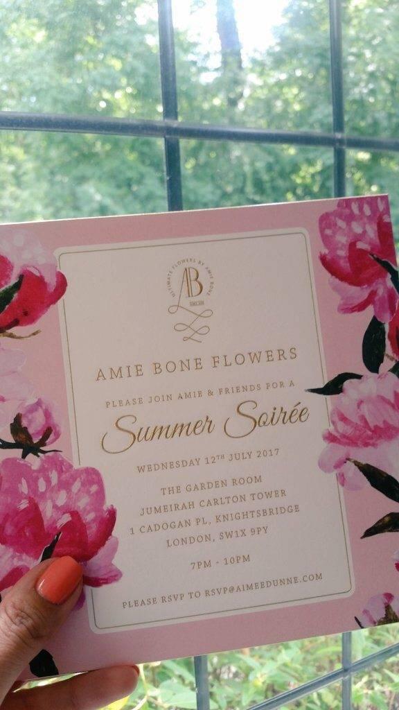 Amie Bone's Stylish Summer Soirée