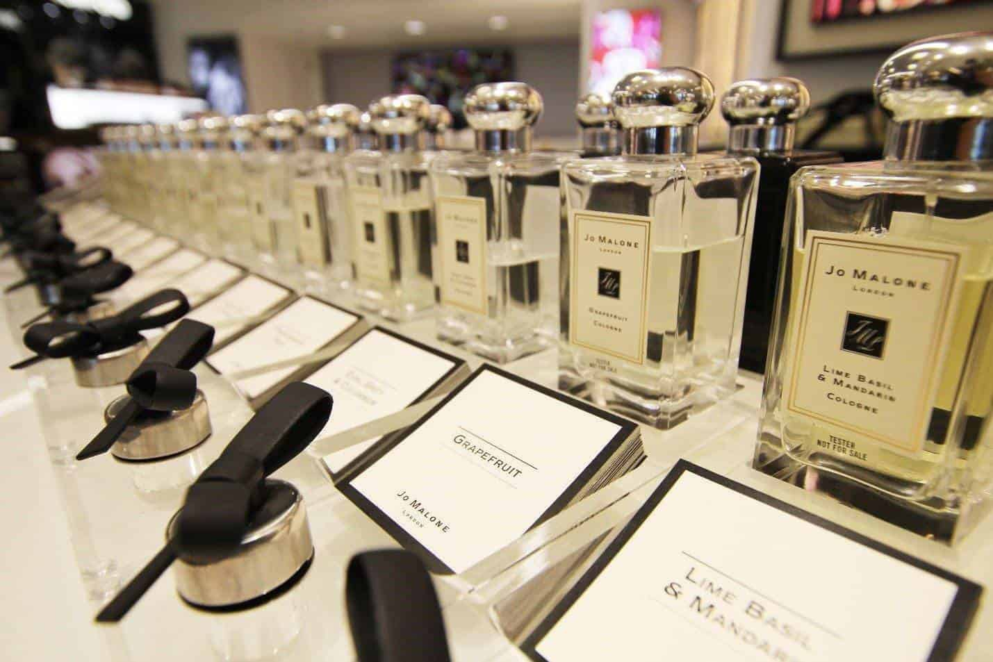 The audacious charm of Jo Malone