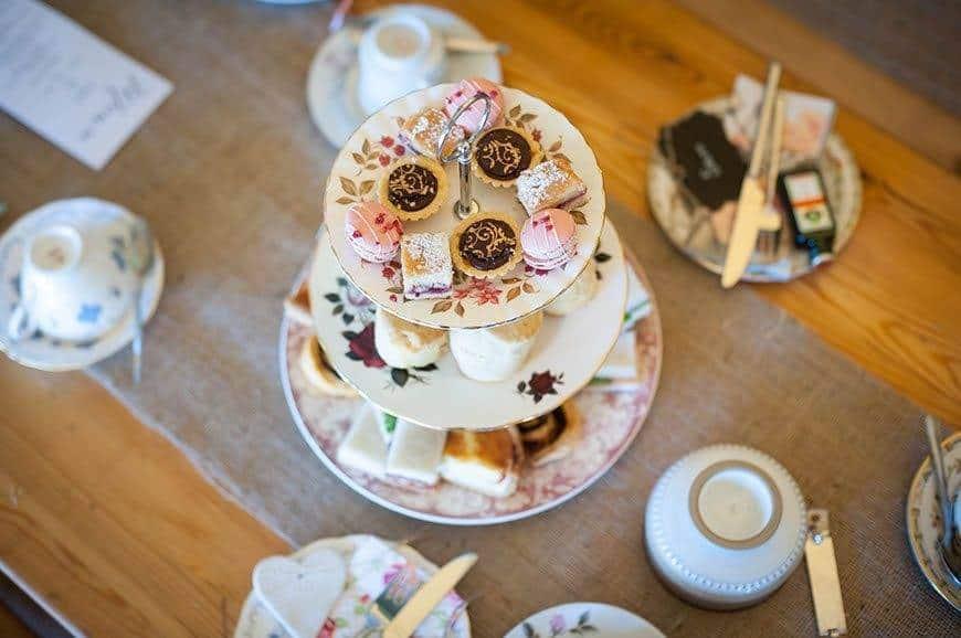 afternoon tea 3 1 - Luxury Wedding Gallery