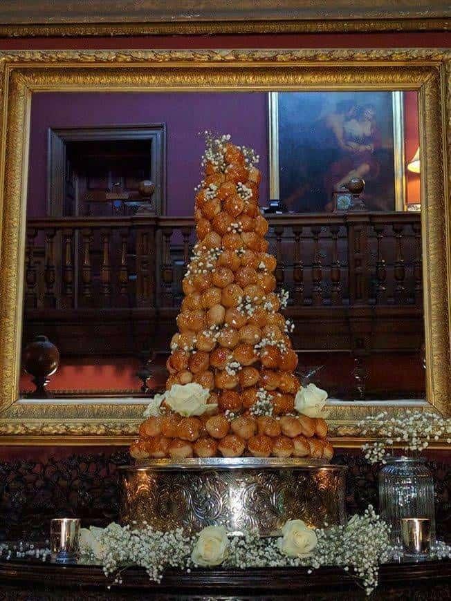 croquembouche 1 1 - Luxury Wedding Gallery