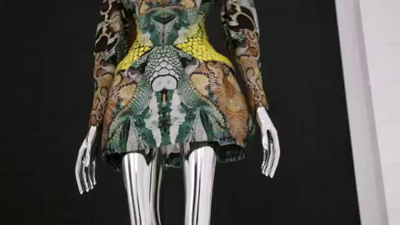 Alexander McQueen – fashion hooligan, savage beauty