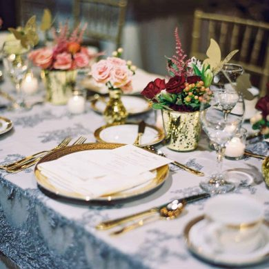 Twelve Top Tablescapes