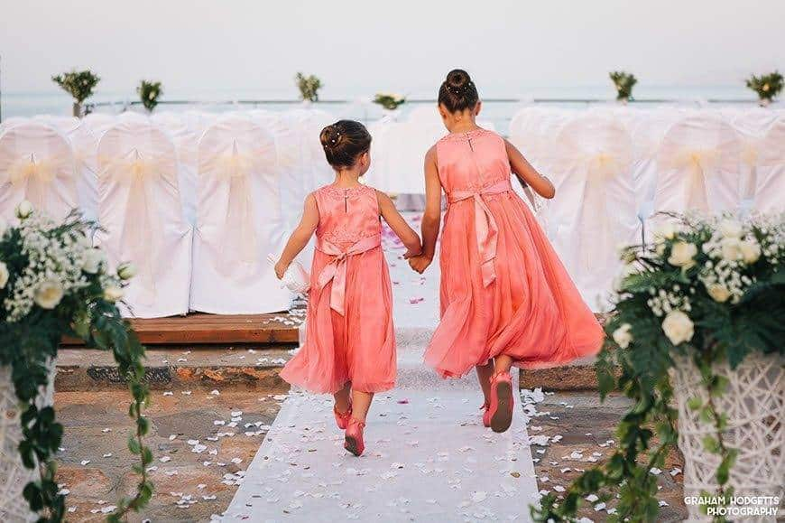 1. Wedding Ceremony Set Up - Luxury Wedding Gallery