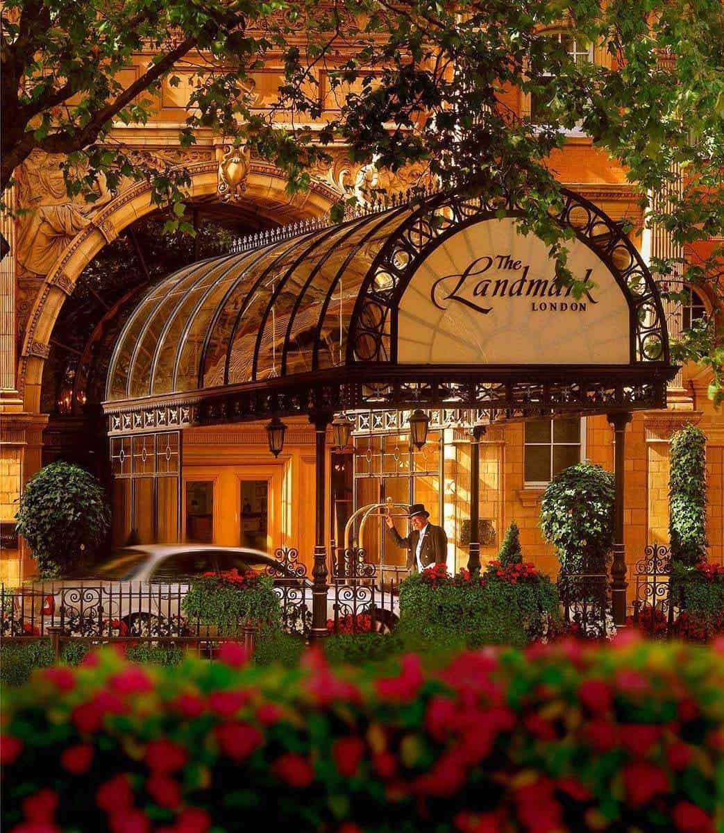 Review: The Landmark London