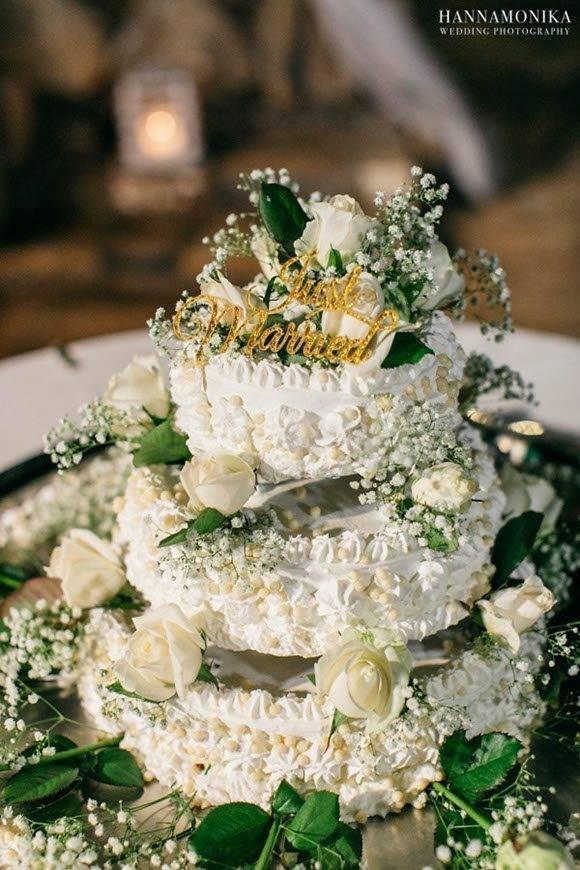 3. Wedding Cake - Luxury Wedding Gallery