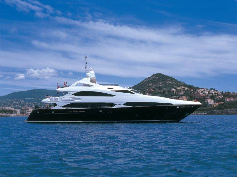 Sunseeker – not your average boat