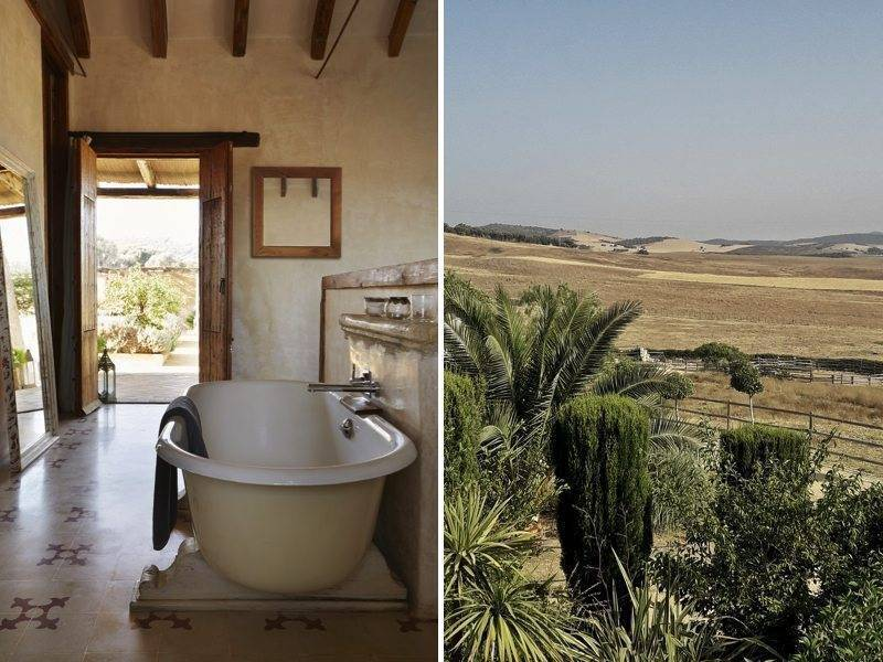 Rural Luxury In Cadiz: A Wedding At Casa La Siesta