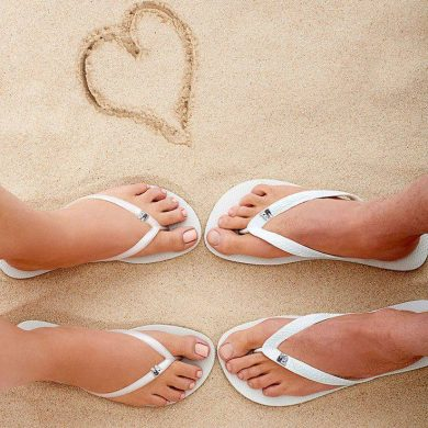 Keep your feet classy in Havaianas