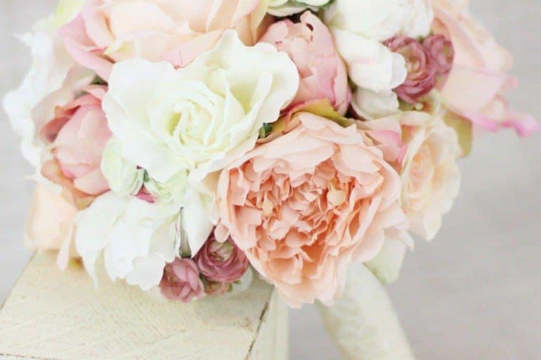 Sunny Summer Wedding Flowers