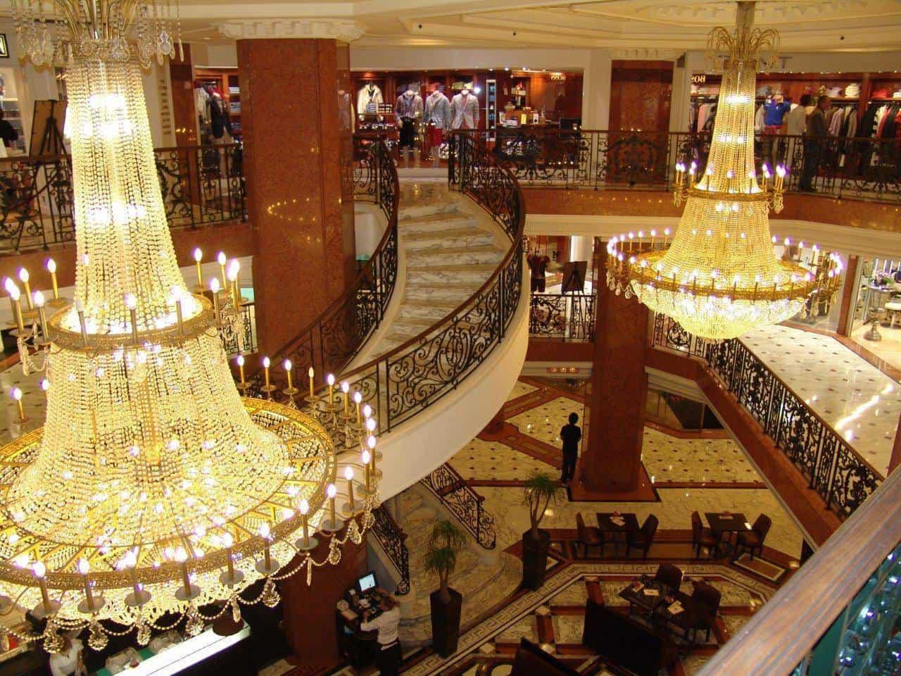 Monaco - a touch of luxury