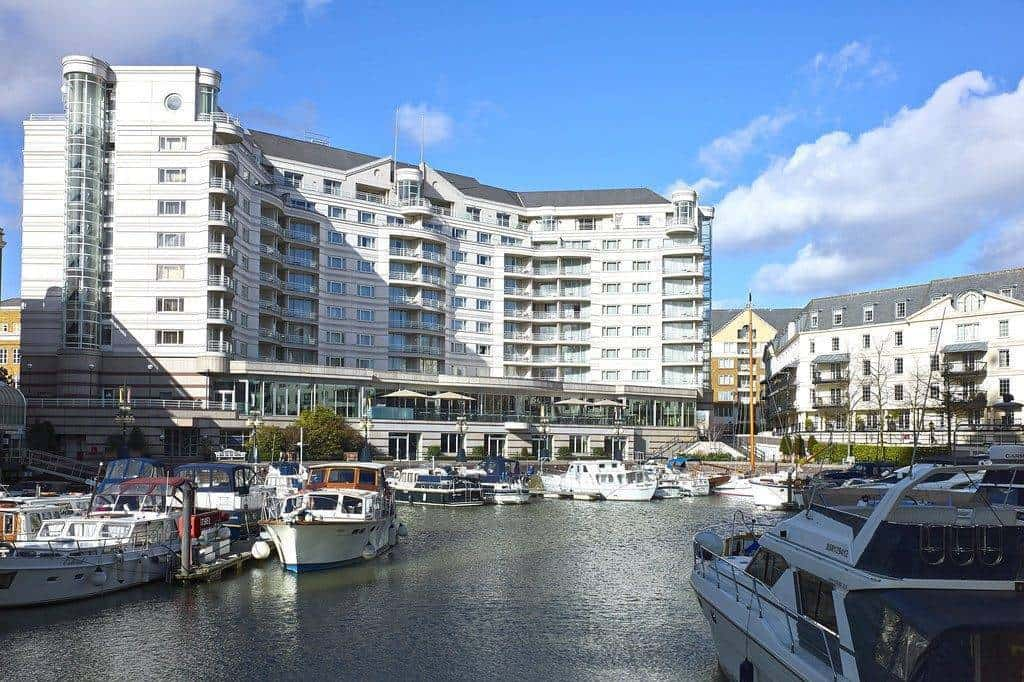 Review: The Chelsea Harbour Hotel