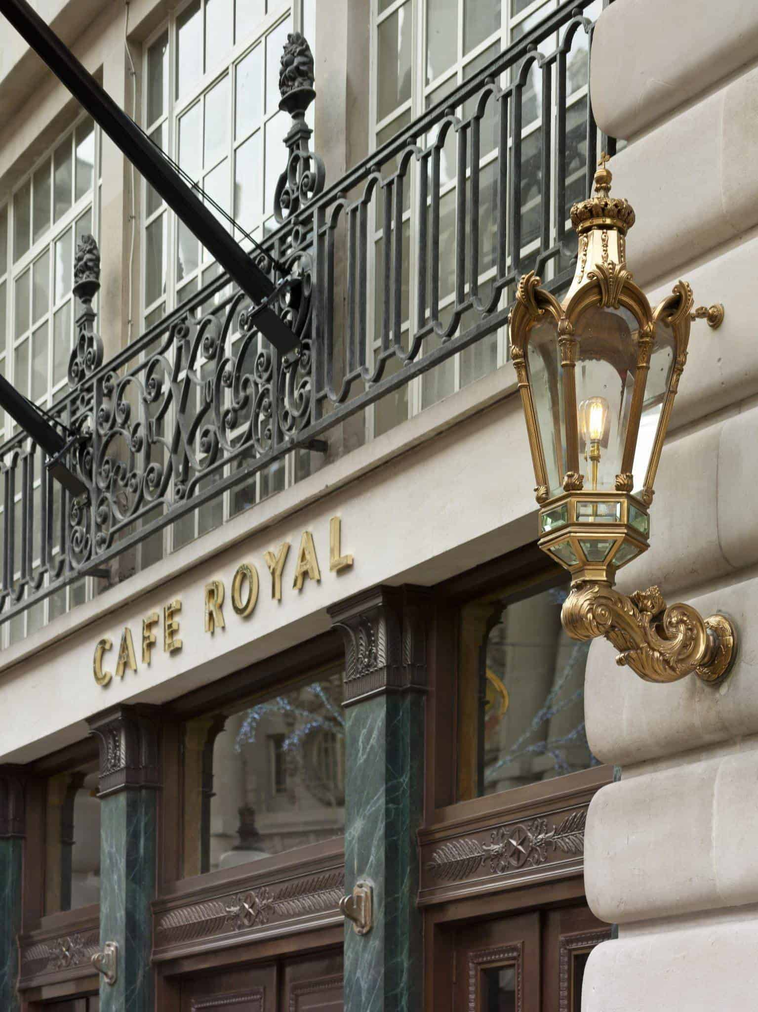 Review: Hotel Café Royal
