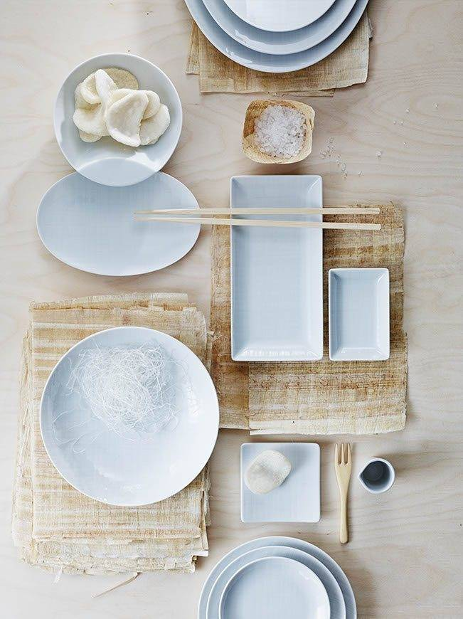 Rosenthal Mesh Dinnerware LifestyleOUR FAVOURITE - Luxury Wedding Gallery