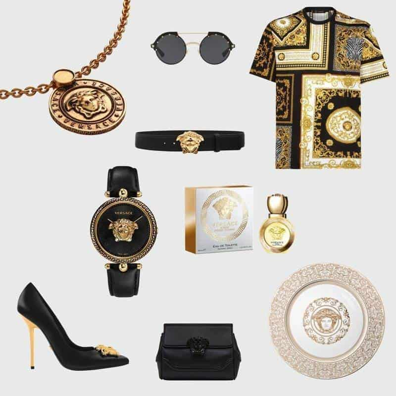 Versace – Iconic Luxury