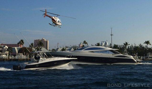 Sunseeker - not your average boat